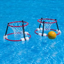 Water-Basketbal-Set