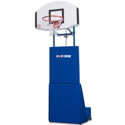 But de street basketball Sport-Thieme® « Vario »