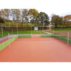 Volleybal-Installatie