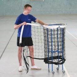 Sport-Thieme Chariot enrouleur pour filet « Badminton »