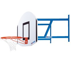 "Sport-Thieme Basketbal-Wandinstallatie""Indoor"""