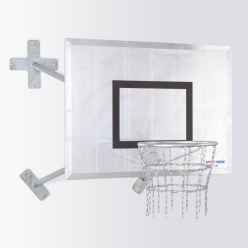 But de basket mural Sport-Thieme® « Outdoor »