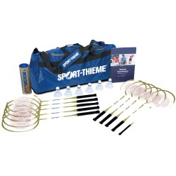 "Sport-Thieme® badmintonset ""Club"""