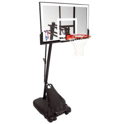 "Spalding® Basketbalinstallatie ""NBA Gold Exacta High Lift Portable"""