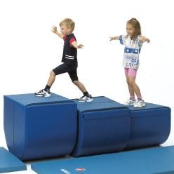 Sport-Thieme® Halfronde Blokken-Set