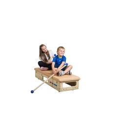 Dispositif roulant Sport-Thieme® pour haut de plinth
