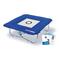 "Sport-Thieme® Minitramp ""Standard"" met volledige geïntegreerde afdekking"