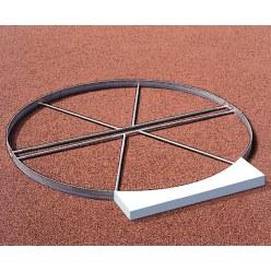 Sport-Thieme® Kit de fixation pour butoir