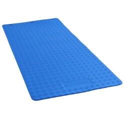 Sport-Thieme Natte Medica «Classic XL» Bleu, env. 190x100x1,4 cm
