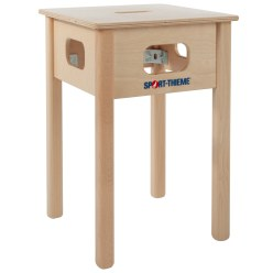 "Sport-Thieme® Gymnastiekkruk ""Solid"" Hoogte: 45 cm"