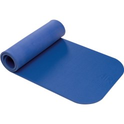 """Airex Gymnastiekmat """"Coronella"""" Blauw, Met ogen"""