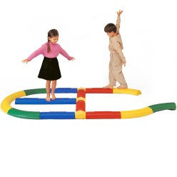 Parcours d'équilibre « Hérisson »