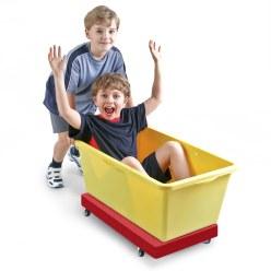 Planche à roulettes Sport-Thieme avec boîte