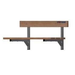 Sport-Thieme® Omkleedbank voor wandbevestiging