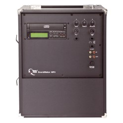 "TLS Combibox ""SoundMaker"" MP3-CD/USB"