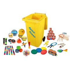 Sport-Thieme® Container de jeu « Cours de récré »