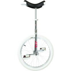 """OnlyOne® éénwieler """"Indoor"""" 16 inch wiel (ø 41 cm), wit kader"""