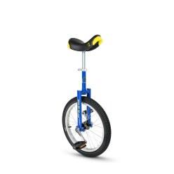 Qu-Ax Monocycle d'extérieur « Luxus » Pneu 20'' (ø 51 cm), cadre chromé