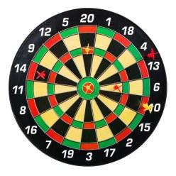 Magnetische dartspel
