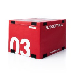 Plyo Soft Box Escape®  Niveau 1, 30 cm