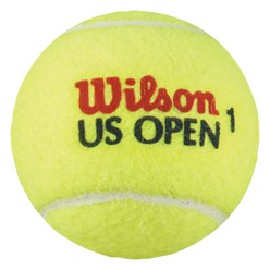 "Wilson® Tennisballen ""US Open"""