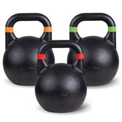 Lot de kettlebells Sport-Thieme® «Compétition»