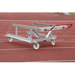 Chariot de transport Polanik® pour haies de compétition