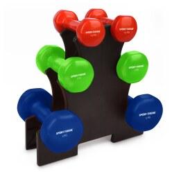 Kit d'haltères vinyle Sport-Thieme®