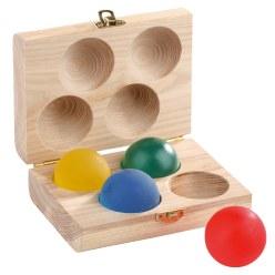 Kit de balles « Physio » Sport-Thieme® avec boîte