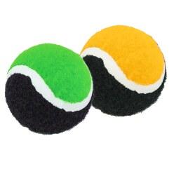 Vervangbal voor de neopreen klittenbal-set