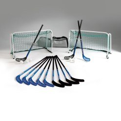 Kit complet d'unihockey « Champ »