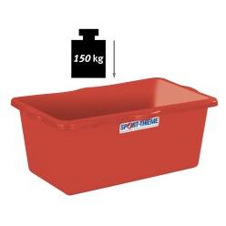 Sport-Thieme® materiaalbox 90 liter Rood