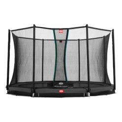 "Berg® Trampoline InGround ""Favorit"" met vangnet Comfort"