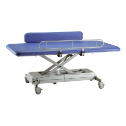 Table de soins et table à langer « Mona » - hydraulique