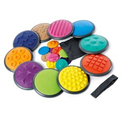 Kit de disques tactiles