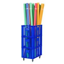 Sport-Thieme Chariot de rangement pour nouilles de piscine