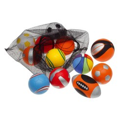 Sportballen-Set van PU-schuim