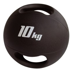 Sport-Thieme Medicinebal met handgreep