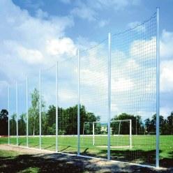 Bescherm- en stopnetten met standaardhoogte