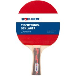 Raquette de tennis de table Sport-Thieme® « Champion »