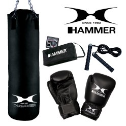 Kit de boxe Hammer® « Chicago »