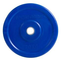 Disque d'haltère Sport-Thieme® Bumper Plate, couleur