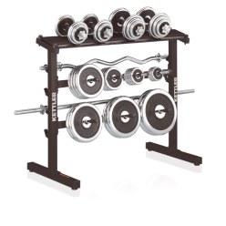 Support pour haltères et disques Kettler® Modèle 2012