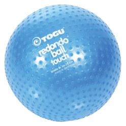 Togu Redondo-Bal Touch ø 22 cm, 150 g, blauw