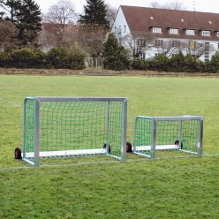 Minibut de football Sport-Thieme® « Safety »