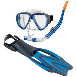 Sport-Thieme Masker-snorkel set voor volwassenen