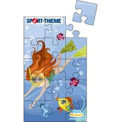 Aqua Game Puzzel
