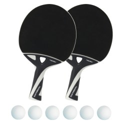 Kit de raquettes de tennis de table « nexeo X70 »