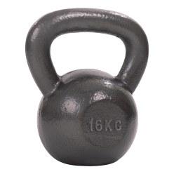 Sport-Thieme® Kettlebell hamerslag, gietijzer, gelakt