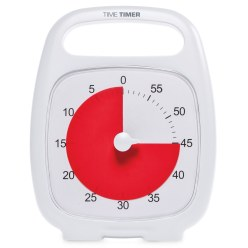 "Time Timer® ""Plus"" 60 Minuten, Zwart"